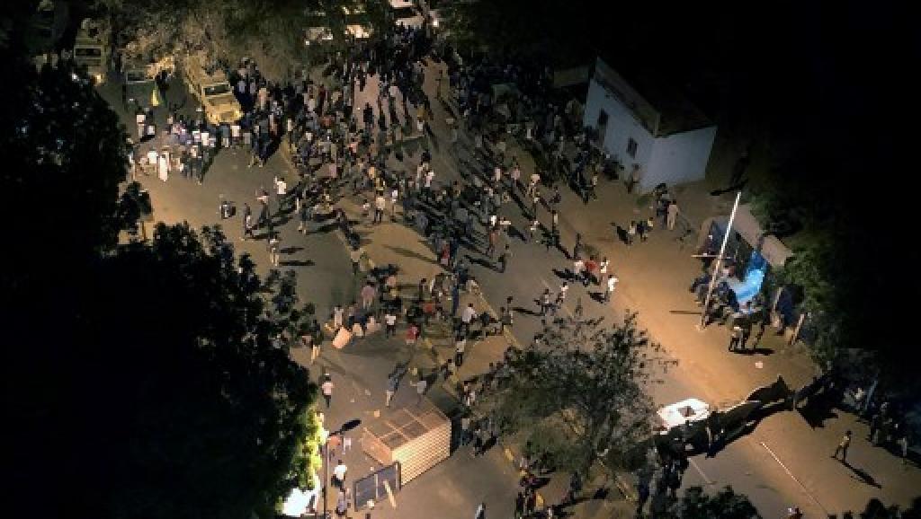Soudan: plusieurs morts dans des incidents à Khartoum aux abords du sit-in