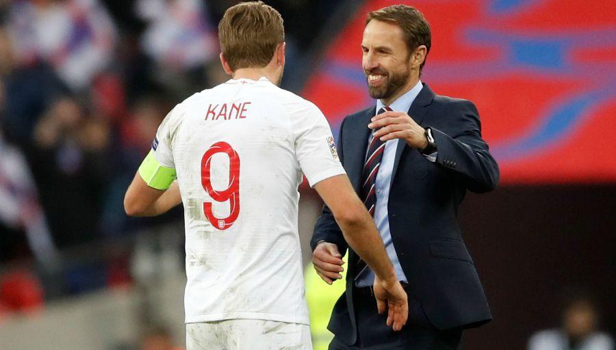 Angleterre: Kane bien dans la liste