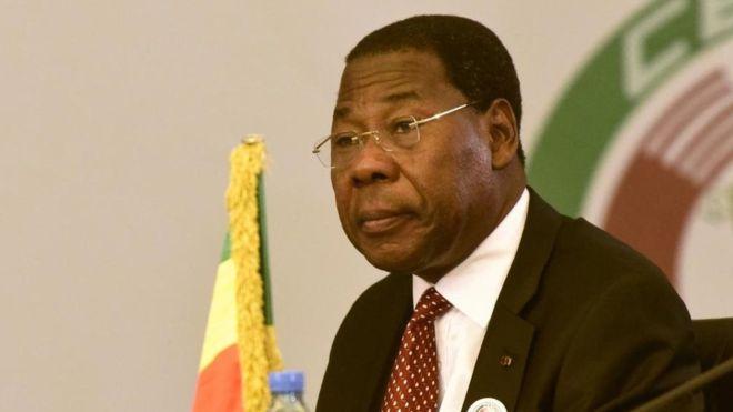 Bénin: Des mesures coercitives contre l'ex-président Boni Yayi