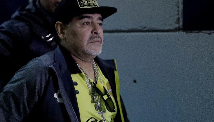 """Maradona: """"Même les Tonga pourraient nous battre"""""""