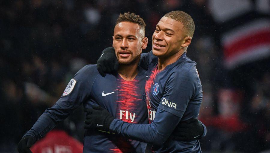Mbappé ne veut pas d'un départ de Neymar