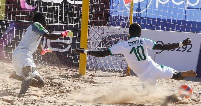 Beach Soccer- Jeux Africains: le Sénégal pulvérise le Djibouti (13-0)