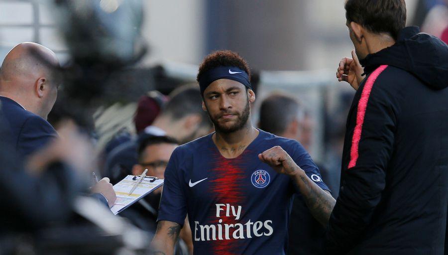 Neymar zappe la commission d'appel de l'UEFA