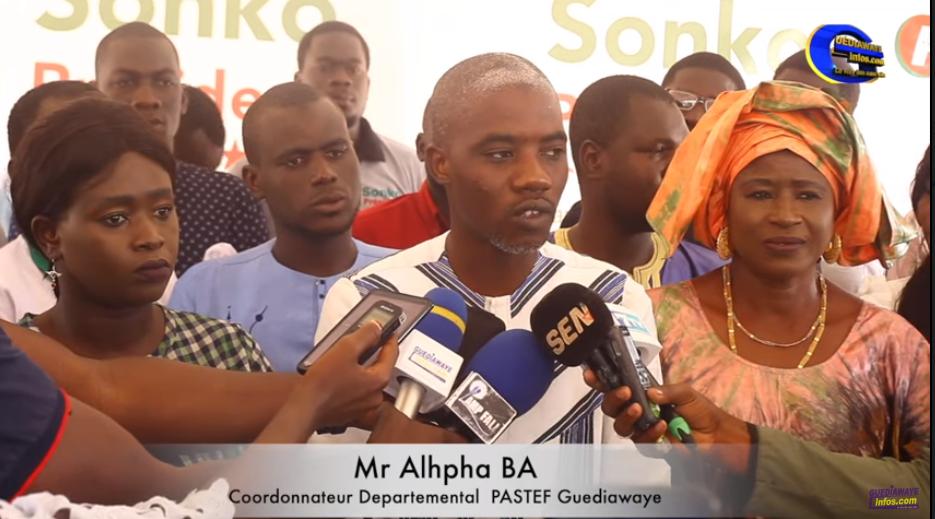 Affaire Aliou Sall-BBC : Pastef Guédiawaye réclame la démission d'Aliou Sall
