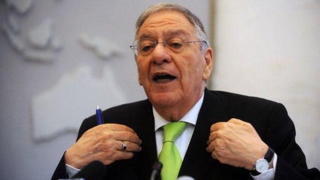 """Algérie : Djamel Ould Abbes poursuivi pour """"dilapidation de deniers publics"""""""