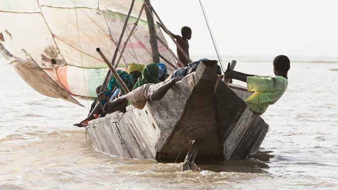 Onze morts dans le naufrage d'une pirogue au Niger