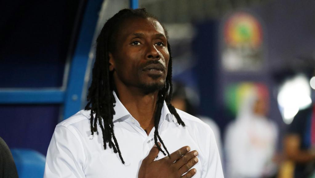 CAN 2019: Aliou Cissé, rasta et phare du Sénégal