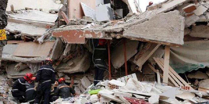 Effondrement de la dalle d'une école à Yarakh: un mort et des blessés