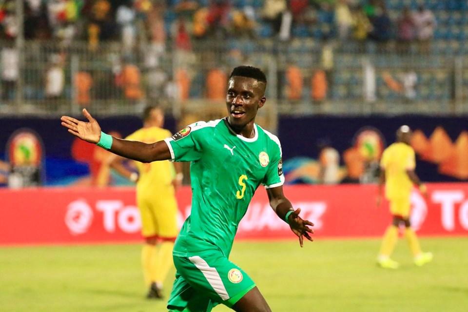 Sénégal-Kenya : Gana Guèye donne l'avantage au Sénégal (1-0)