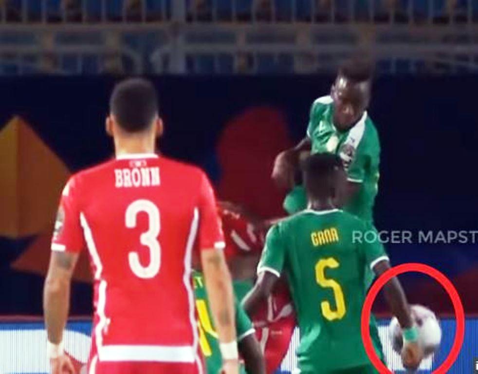 CAN 2019 / Polémique sur le penalty non accordé à la Tunisie: ce que dit le nouveau règlement de la Fifa