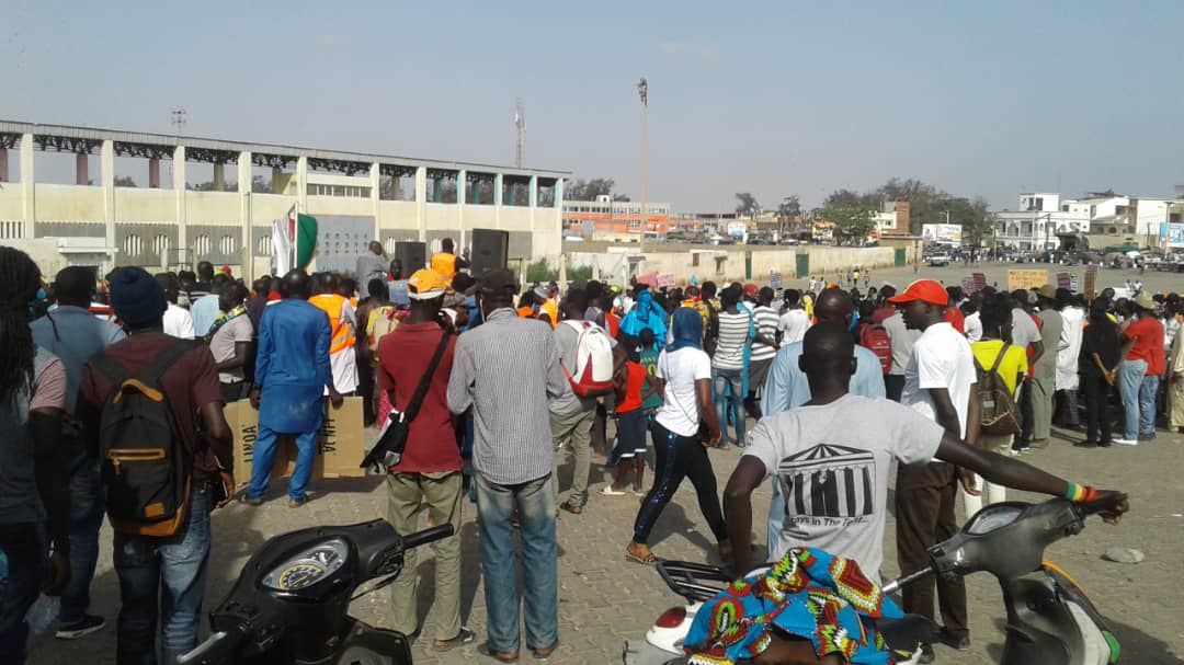 Rassemblement de la plateforme «Aar li ñu bokk» à Guédiawaye: un vrai flop