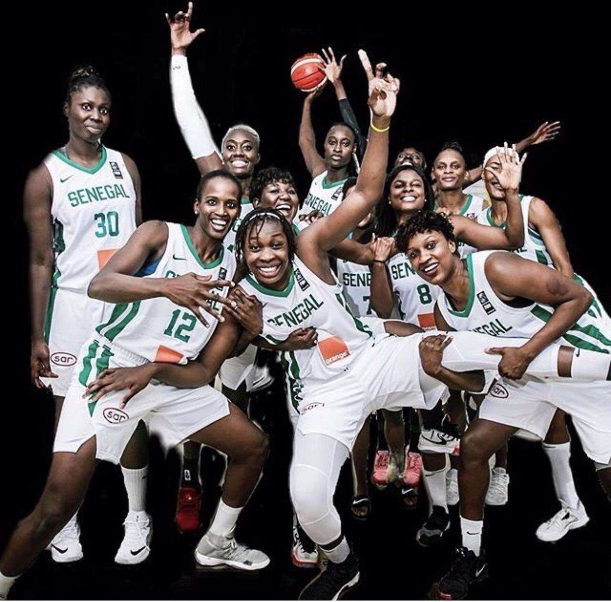 """Afrobasket 2019: le bel exploit des """"Lionnes"""" contre le Mozambique"""