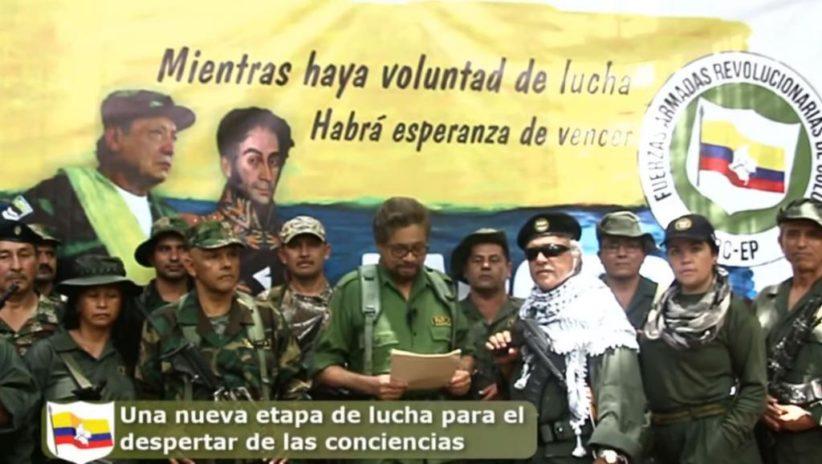 En Colombie, une partie des Farc reprend les armes