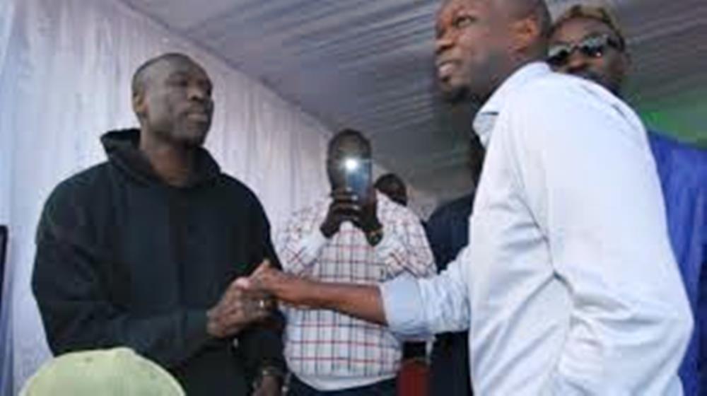 Décès du père du rappeur Nit Doff : Ousmane Sonko à Louga pour présenter ses condoléances