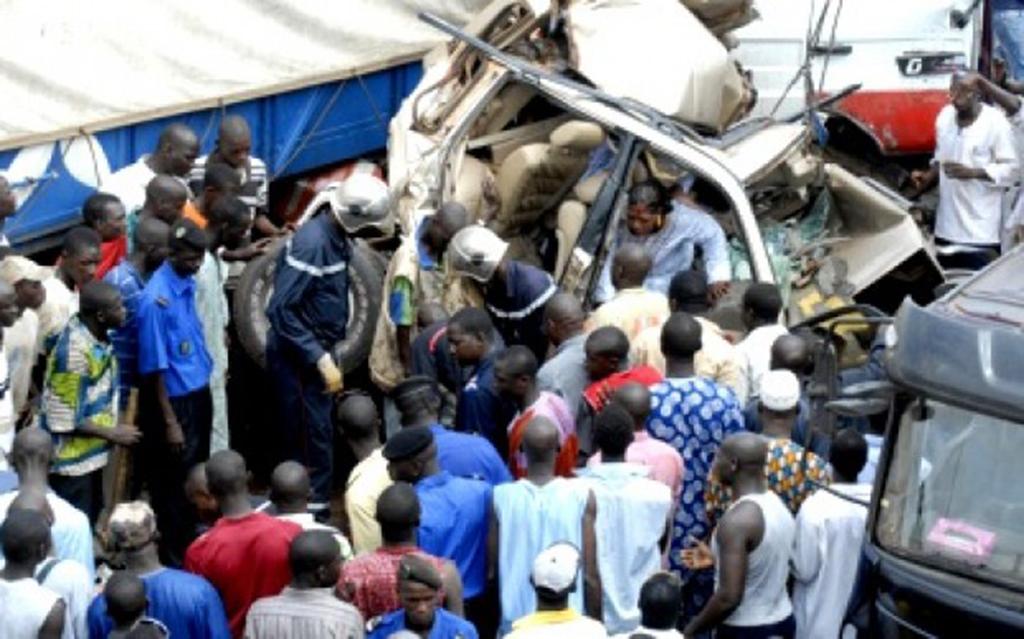 Bignona: un accident fait trois morts et plusieurs blessés