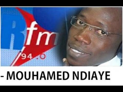 Revue de Presse Rfm du Mercredi 22 Février 2017 Avec Mamadou Mouhamed Ndiaye
