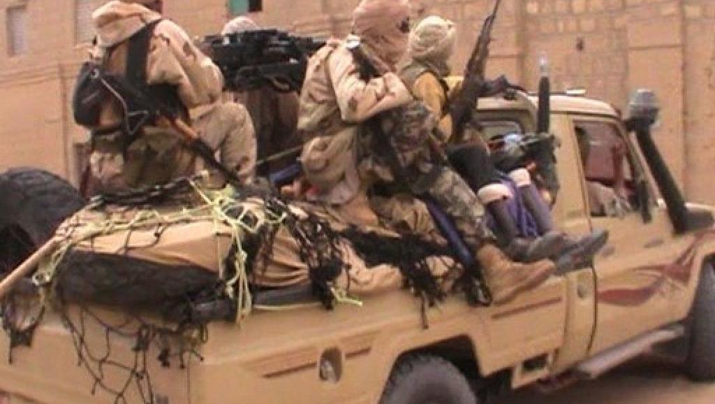 Des djihadistes tués par l'armée française — Mali